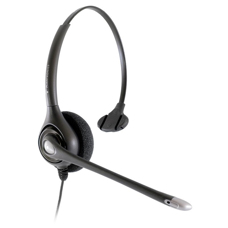 6e22b45f69b Plantronics Supraplus HW251N Corded Monaural Headset - AKIVA
