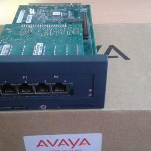 *Avaya IP500 Legacy Card Carrier (700417215)